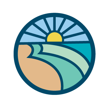 Greater Grand Strand is Open reverse logo